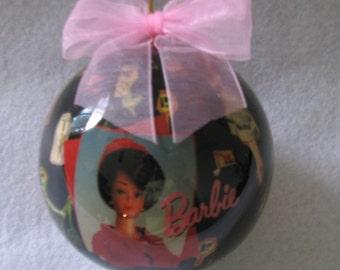 Barbie Ornament