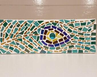 Jewelry box. Artisian mosaic jewelry box