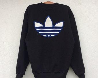 Vintage Adidas Big Logo Spellout Sweatshirt
