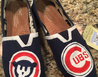 Chicago Cubs TOMS