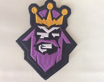 Patch Los Angeles Kings - NHL - National Hockey League - old logo - Ice Hockey