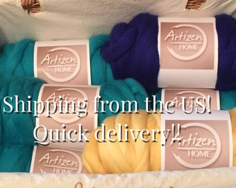Chunky Knit Blanket Yarn, Super Chunky Merino Wool Yarn, Chunky Yarn, Chunky Knit, Bulky Yarn, Jumbo Yarn, Chunky Wool Yarn, Chunky Knitting