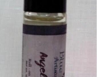 Angel Eyes Cologne - Roll-on Perfume Oil - Homemade - 10ml