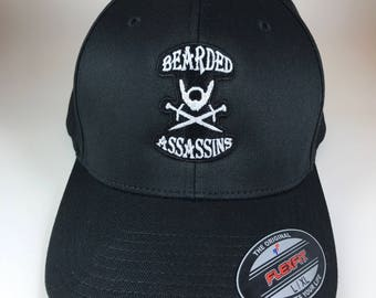 Price Drop *Bearded Assassins Flex Fit Hats*