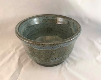 Large Blue Bowl - Stoneware