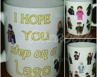 Lego Harry Potter Coffee Mug