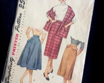 Vintage Simplicity Pattern 3659