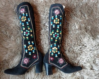1960's Rare Penny Lane Boots