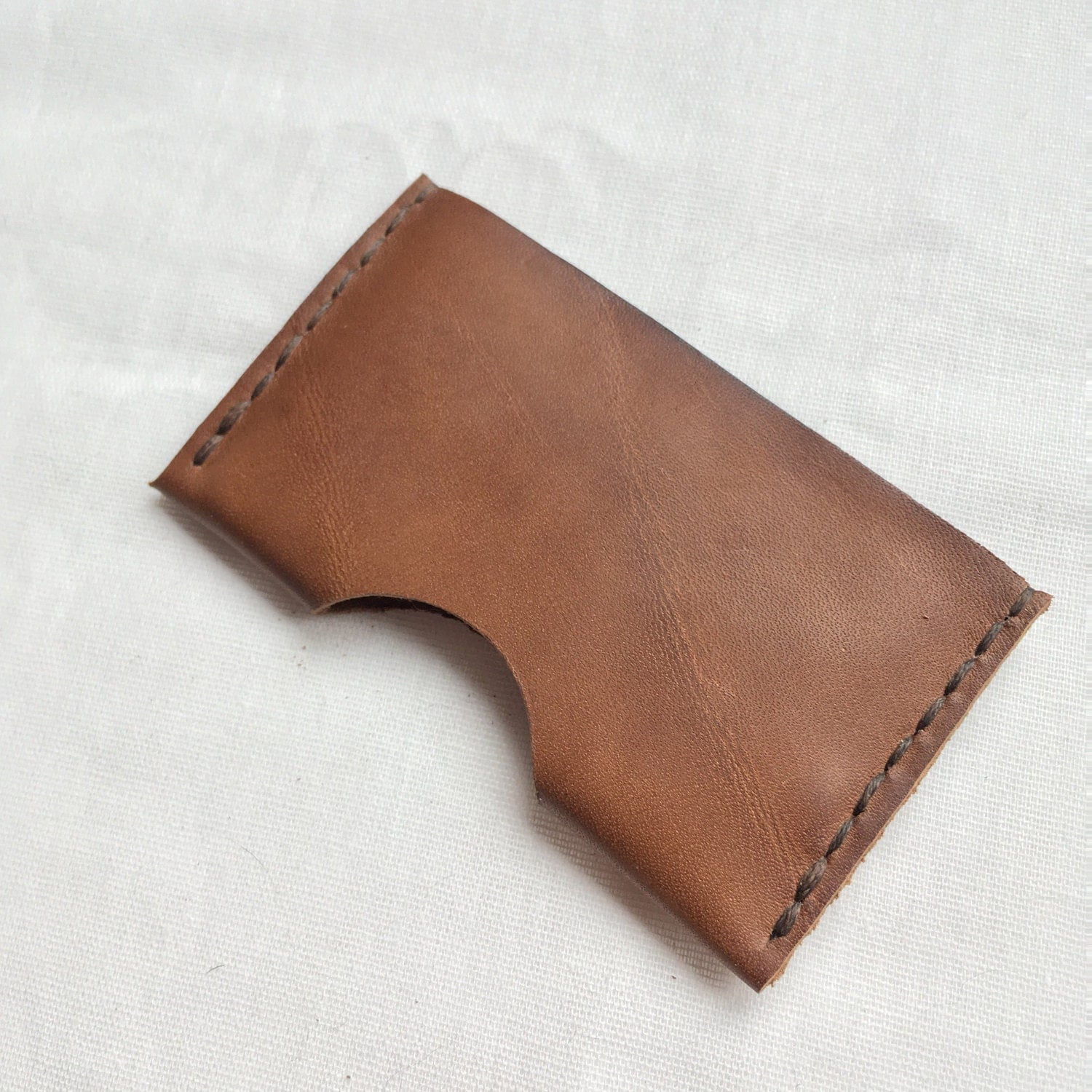 Leather card holder minimalist wallet leather card sleeve leather card holder minimalist wallet leather card sleeve business card holder minimalist magicingreecefo Image collections