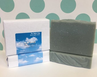 Blue Skies Bar Soap