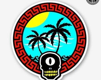 Vacation Forever - Die Cut Sticker