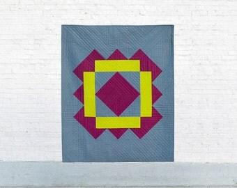 Highland Tile PDF Quilt Pattern