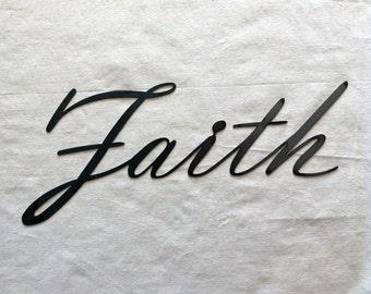 Faith - Script