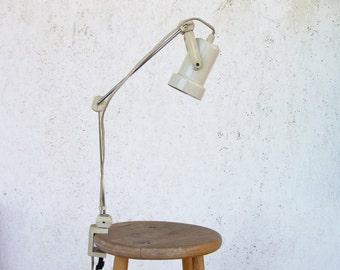 lampe d 39 architecte etsy. Black Bedroom Furniture Sets. Home Design Ideas