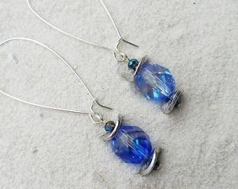 Iridescent Blue