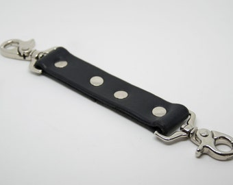Leather Restraint clip