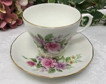 Duchess teacup and saucer.