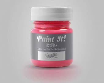 "Painting ""Paint It"" Rainbow Dust - pink - 25ml"