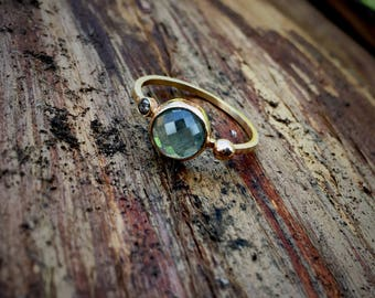 Neptune & Triton Ring