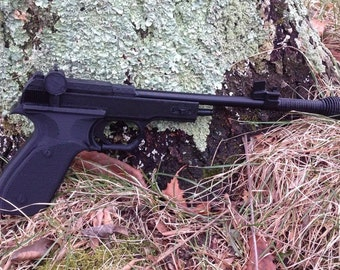 Princess Leia Carrie Fisher Original Star Wars Blaster Gun Pistol Replica Prop Cosplay