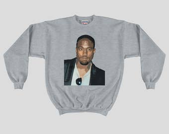 Kanye West, Anti Social Clubs, GOOD Music inspired sweatshirt