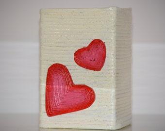 Flower Vase (Heart)