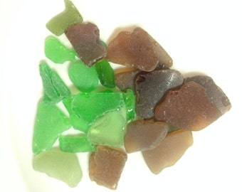 Bulk Sea Glass, Beach Glass, Authentic Sea Glass, Natural Sea Glass, Beach