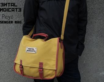 Canvas Bag / Messenger Bag
