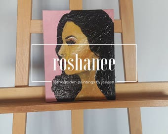 Roshanee - Acrylic and Oil Painting