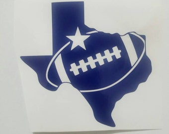 Dallas Cowboys Decal / yeti decal/ car decal / tumbler decal / laptop decal /