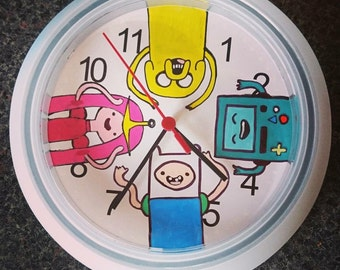Adventure Time Clock