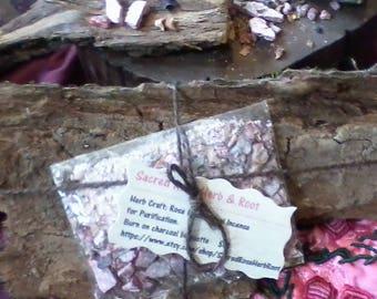 Rose Resin Ritual Incense