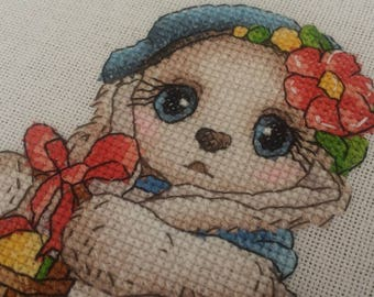 "Еmbroidery ""Easter Bunny"""