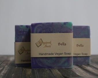 Bella Cold Process Vegan Soap