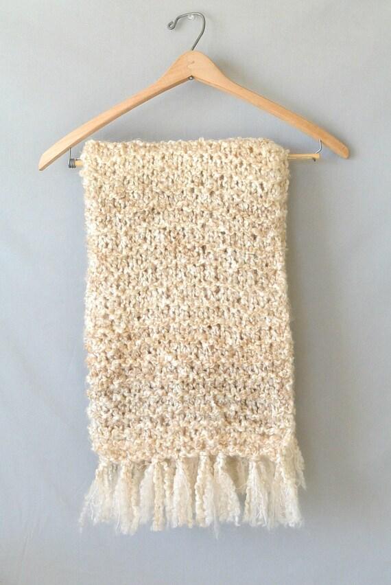 Sedona Serenity Shawl Pattern, Easy Knit Shawl Pattern, Blanket Scarf Pattern...