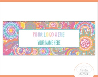 Customized Banner Photo - Create an Identity for your SMALL BUSINESS