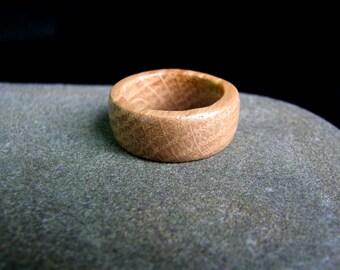 Wood ring oak , wooden ring oak, oak ring, Any Size, wooden ring men, mens wooden ring, oak wood ring, wooden rings for men, wood ring men