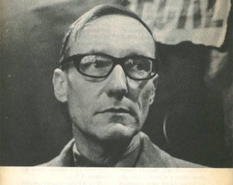 William Burroughs Naked Lunch Writer