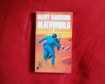 Harry Harrison - Deathworld 2 (Sphere Books 1977)
