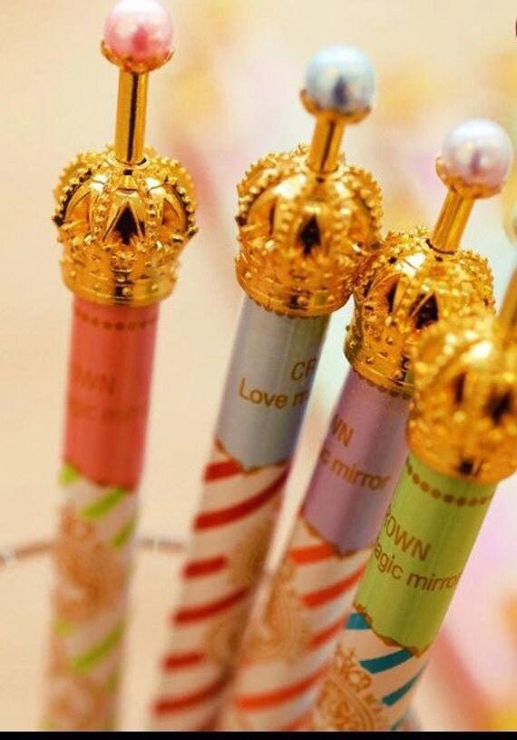 Basket Weaving Supplies Sacramento : Crown top pens pretty ballpoint gel school