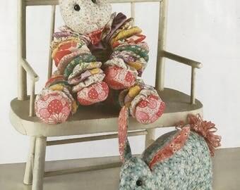 Indygo Junction Yo-Yo Bunny Pattern