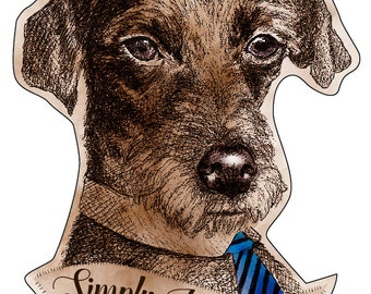 Simply Irresistible Dog