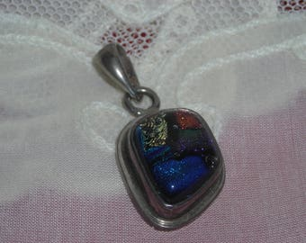 925 PENDANT NICE COLORS