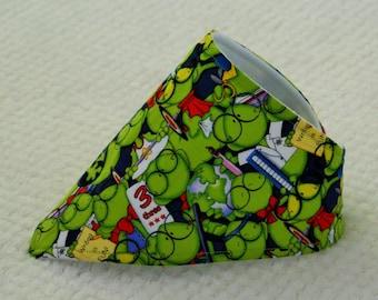 Boy Dribble Bib, Turtle Dribble Bib, Baby Dribble Bib, Dribble Bib, Bandana Bib, Baby Bandana Bib, Turtle Bib, Turtle