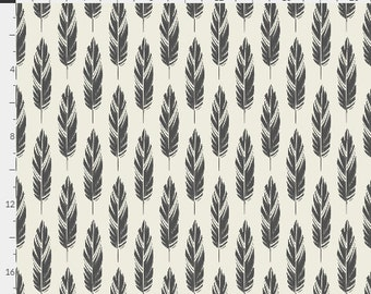 Gray Feathers Sheet. Gray Feathers. Gray Feathers Changing Pad Cover. Gray and White. Gray and Linen.