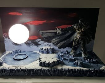 world of warcraft King lamp Lich wow