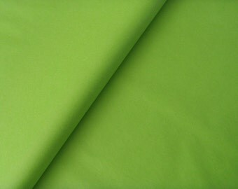 Pack of 5 sheets of silk Apple green size 50 cm * 75 cm
