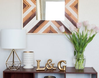 Wood Wall Art - Mirror