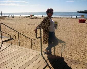 Cocoon style Kimono