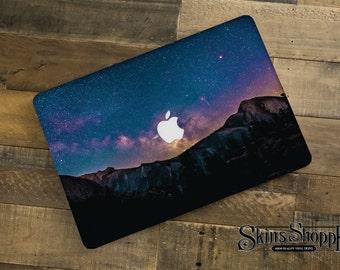 MacBook Computer Skin Decal Night Sky Photo